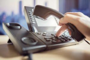 dialing thru VoIP